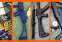 Características de Armas Traumáticas